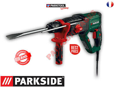 Parkside Martillo Taladro Y Cincelador Sds-Plus Pbh 1050 B2, 1050W
