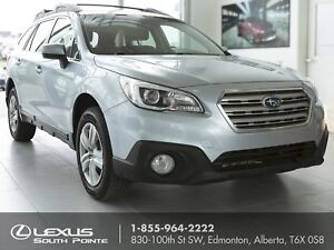 2015 Subaru Outback 2.5i 2.5i w/ backup camera and rear & car...