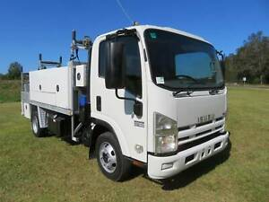 2010 Isuzu NPR400 - SERVICE TRUCK North Macksville Nambucca Area Preview