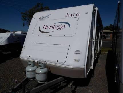 2004 Jayco Heritage Caravan Bakers Creek Mackay City Preview