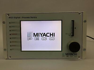 Miyachi Peco Mg3-wi 3-150-01-01 Digital Process Sentry Weld Monitor
