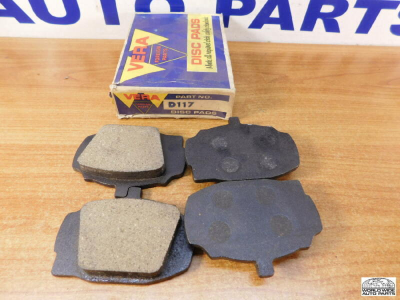 Hillman Hunter  Front Brake Pads   D117  1965-1967