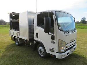 2014 Isuzu NLR200 Short - TRAFFIC CONTROL VEHICLE - CAR LICENSE! North Macksville Nambucca Area Preview