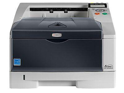 Kyocera FS 1370DN Laserdrucker für Unternehmen Nur 60083 Drucke Toner inkl
