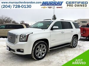 2017 GMC Yukon Denali 4WD *Nav* *Forward Collision Alert* *Heat/