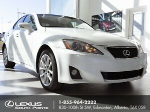 2011 Lexus IS 250 IS 250 w/ power moonroof, cruise control an...