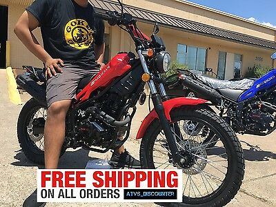 2015 Other Makes Enduro Magician 250  Free Shipping To Your Door   New Dirt Bike 250Cc Enduro Dual Sports Fully Street Legal Very Fast And Powerful