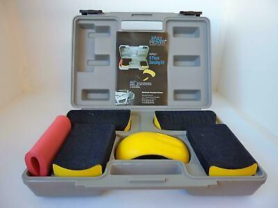 Curved Blocks Prep Body Shop Professional Sanding Kit 6pc Storage Case FASTMOVER