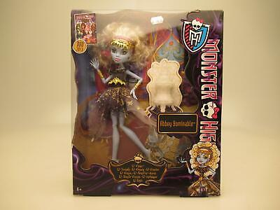 Monster High Puppe 13 Wishes Abbey Bominable BBR94