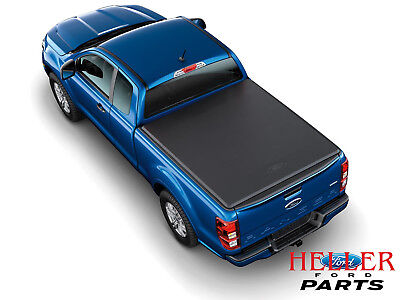 2019 FORD RANGER OEM SOFT FOLDING/OVER BED RAIL TONNEAU/BED COVER 5 FT BED