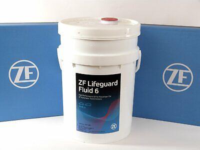 20 Liter Kanister GETRIEBEÖL Original ZF LifeGuardFluid 6 Automatikgetriebe 6HP online kaufen