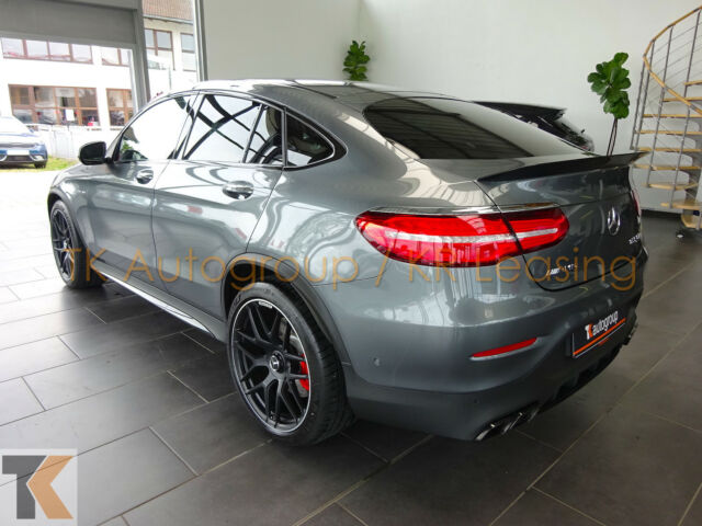 MERCEDES-BENZ GLC 63 S AMG Coupe *Edition 1/ Driver's Pack*