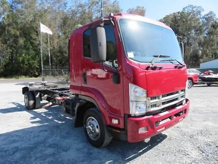 2011 Isuzu FRR600 cab- chassis Macksville Nambucca Area Preview