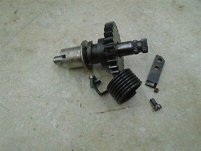 Husqvarna 420 AXC AXC420 Automatic Engine Kickstarter Shaft 1982 WD SM280