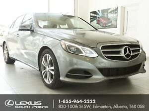 2014 Mercedes-Benz E-Class 4MATIC premium w/ leather, navigat...