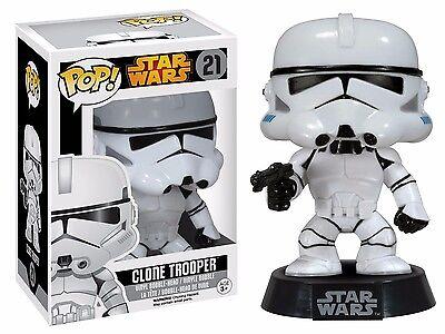 Funko Pop! Star Wars Clone Trooper Vinyl Figure - Kids Pop Stars
