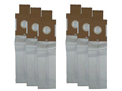 6 Nutone VX3916, 3916 VX475, VX550 Uprigth Vacuum 6 Gallon Paper Bags