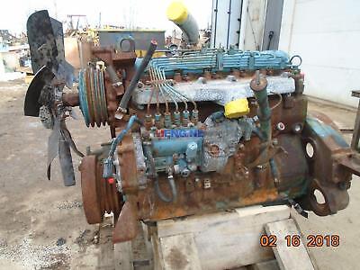 International Dta360-c Engine Complete Good Running A Esn 362gm2u0146107