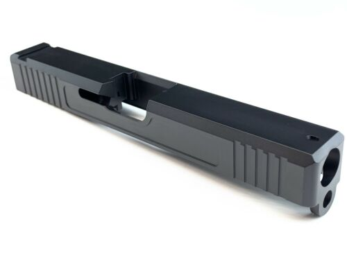 G26 9mm Slide Custom Barrel NO SIGHTS Made for the Glock 26 and PF940SC