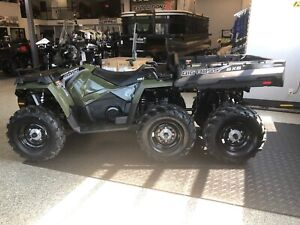 2019 Polaris SPORTSMAN BIG BOSS 6X6 570 EPS ( PARE-BRISE NON CO