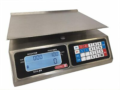 Torrey Lpc-40l Price Computing Scale 40 Lbx0.01 Lb Ntep Legal For Trade New