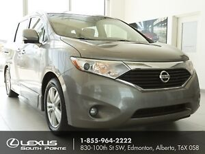2013 Nissan Quest 3.5 LE 3.5 LE w/ remote keyless entry, rear...