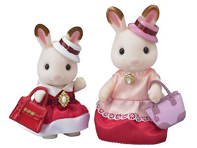Sylvanian Families Calico Critters Dress Up Duo Set ()