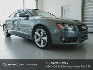 2012 Audi A5 2.0T Premium Plus AUDI A5  one owner with 2nd se...