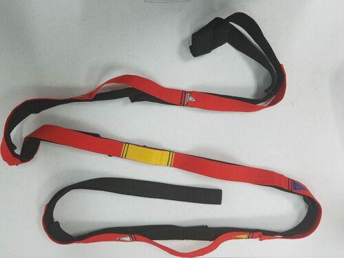 Super Stretch Out Yoga Strap from Relief4Life Bonus Travel Storage Bag