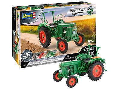 "Revell 07821 Traktor ""Deutz D30"" Bausatz 1:24 NEU"