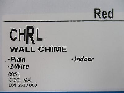 New System Sensor Chrl - Wall Mountable Chime - L-series