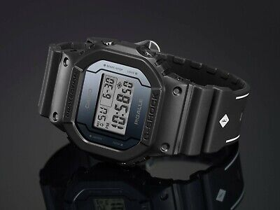 G Shock X Pigalle Black resin strap  Watch
