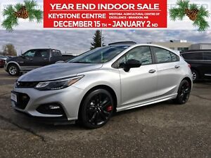 2018 Chevrolet Cruze LT RS FWD *Backup Cam* *Projection* *Wifi*