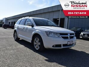 2010 Dodge Journey R/T AWD/Leather/Sunroof/DVD/3rd row