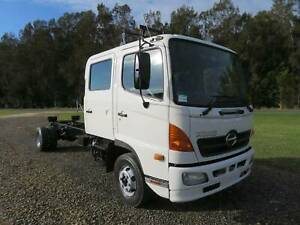 2004 Hino FD Ranger 6 Crew Cab - V.LOW KLMS! North Macksville Nambucca Area Preview