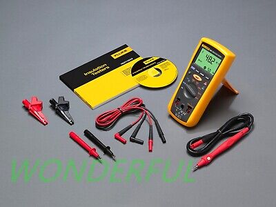 Fluke 1503 Digital Insulation Resistance Tester F1503 Megger Meter Original Box