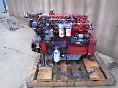 Perkins 6.372 6.354 Engine Complete Good Running B 372ua6085l