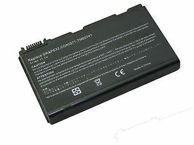 Battery For ACER Extensa 5230E 5230-E 5420G 5620G 5620Z GRAPE32 TM00751 batería