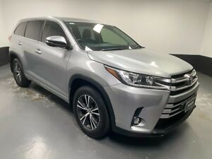 2017 Toyota Kluger GSU55R GX AWD Silver 8 Speed Sports Automatic Wagon Hamilton East Newcastle Area Preview