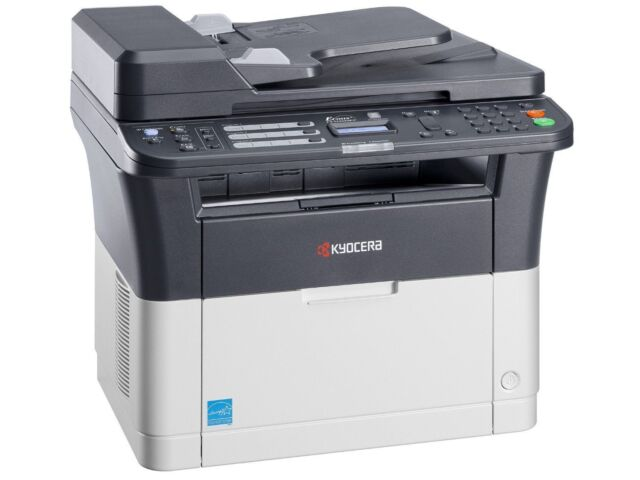 Kyocera FS-1320MFP A4 Mono Laser MFP Printer 1102M53NL0