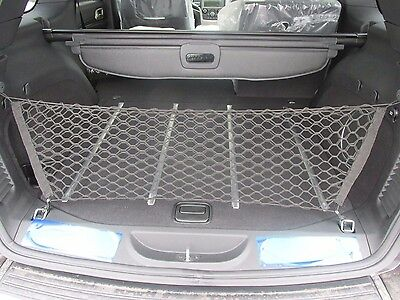 Cargo Net Envelope Style Trunk Rear Organizer Fits 2011-2019 Jeep Grand Cherokee
