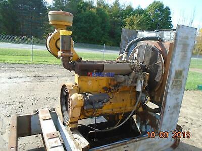 Caterpillar 3306 Pc Engine Complete Good Runner Esn 23c1213 Ar 4n4226 Bcn 2