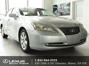 2009 Lexus ES 350 Navigation w/ 2 sets of tires, leather seat...