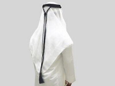 High Quality Black Igal Agal Saudi Emrati UAE Gulf Head Ring Mens Sheikh1