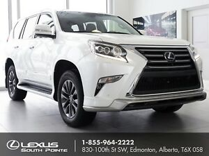 2017 Lexus GX 460 Executive w/ backup camera, navigation and...