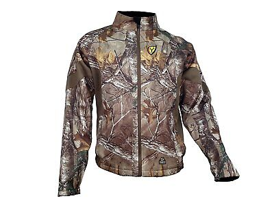 1266 Scent Blocker Knock Out Jacket Realtree Xtra Camo X-Large