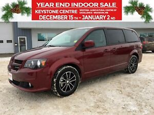 2018 Dodge Grand Caravan GT FWD *Backup Camera* *Heated Leather*