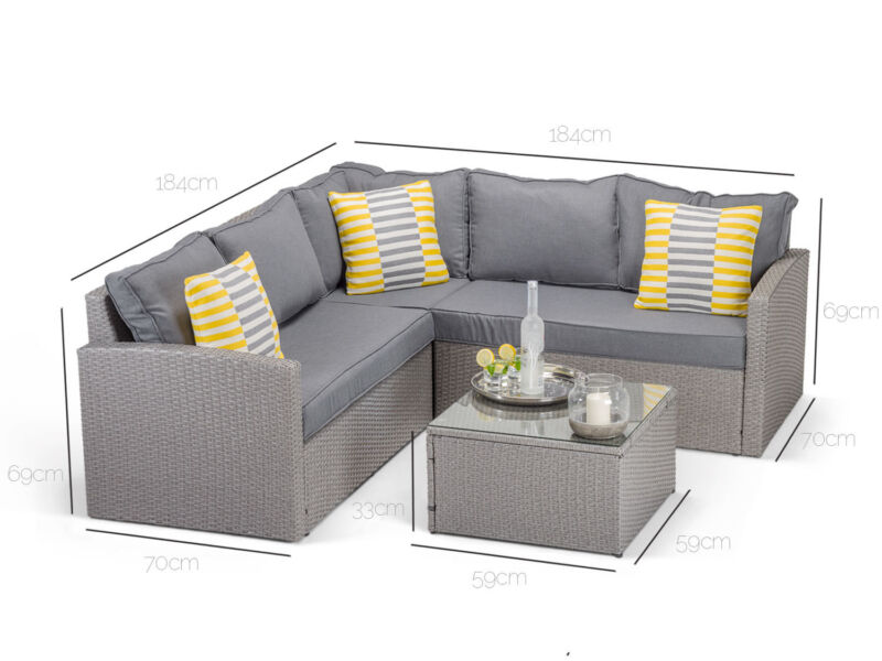 Rattan Garden  Patio Furniture