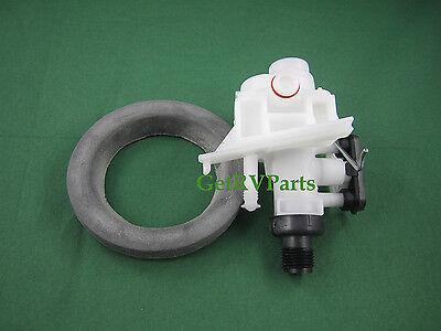 New - Thetford   31705   RV Toilet Water Valve fits Aqua Magic V
