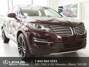 2017 Lincoln MKC Reserve Reserve w/ heated & cooled front sea...